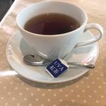 パスタ・エ・カフェ・シオサイ - 紅茶