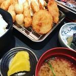 65483069 - 定食だからご飯に味噌汁。