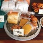 65484184 - オープニングフェア パンと焼き菓子の詰め合わせ @1,500円