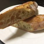 フルーレタン - 料理写真:バゲット