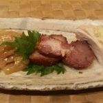 setagayafanronyuxen - くらげ・チャーシュー・蒸し鶏葱ソース