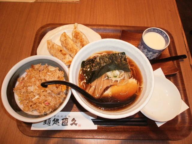麺処 直久 大久保店 - 半らーめんセット