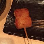 串かつ春日 - ベーコンチーズ巻き