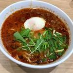 ラーメン中華食堂 新世 - 赤丸ラーメン 一番激辛:720円