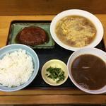 65492132 - オリジナル定食¥660