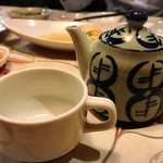 サイゴン・レストラン - ハス茶