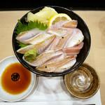 65493994 - 炙りのどぐろ丼 ¥1,850(税抜き)