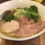 バードメン - 鶏塩そば750円
