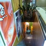 館山海の物産センター銀座船形 - 入り口が分かり難いです