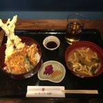 65496560 - 穴子天丼、1,300円