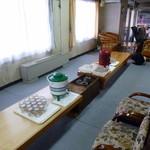 天然温泉旅館 えべおつ温泉 - 休憩室