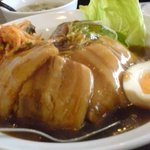 台湾料理 富祥 - 豚の角煮丼