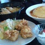 台湾料理 富祥 - ラーメン定食