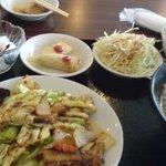 台湾料理 富祥 - ホイコーロー定食