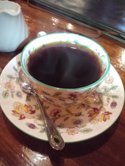 ホルンコーヒーショップ - インヨン茶 620円