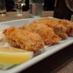 いね鮨 - 牡蠣フライ