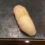 鮨古川 - 鯛