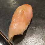 鮨古川 - 金目鯛