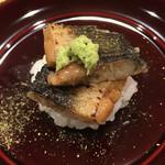 鮨古川 - 鰻