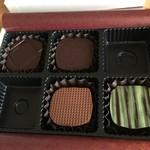 ショコラティエ ドゥーブルセット - 4種類