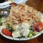 ほうりん - 豆腐のサラダ