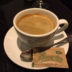トラットリア ゴデレッチョ エビス - コーヒーを選択