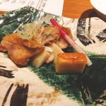 65504327 - かしわと筍の煮物^^;