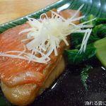 とん亭 - 金目鯛の煮付