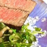 仙台藩 - 仙台牛のステーキはA5のみ
