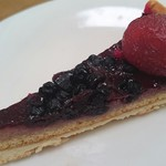 アンリ・シャルパンティエ - フリュイ・ルージュ♪ いちご、フランボワーズ、ブルベリーの甘酸っぱい味わい!