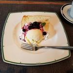 ソフィーズガーデン - 料理写真:豆乳のシフォンケーキ