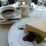 浜木綿 - チーズケーキと珈琲