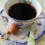 65507518 - ランチセットのコーヒー