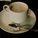 フランソア喫茶室 - 珈琲(フレッシュクリーム入り):600円