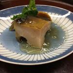 65509324 - 鳥取のアワビ 雲丹 煮こごり