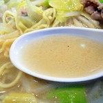 麺魂 - タンメン 蓮華