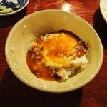 小古食堂 - ソースと卵のバカ旨ご飯