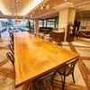 マグネットカフェ竹園 - 内観写真:ダイニング席