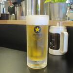 小田保 - 生ビール
