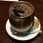 生きている珈琲 - 8時間水出しアイスコーヒー:800円