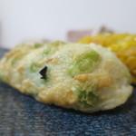 味の浜藤 - 枝豆づくしアップ