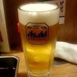 65515018 - 生ビール:サービス