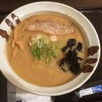 中山商店 - 料理写真:ごま味噌らーめん850円
