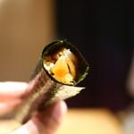 鮓職人 秦野よしき - 干瓢手巻き・梅