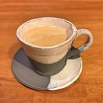 バックステイ - ブレンドコーヒー