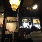 骨董カフェ 和み屋 - 店内