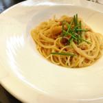 65520396 - ・北海道産ウニのみを贅沢に使ったペペロンチーノ
