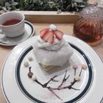 カフェ&パンケーキ gram - バニラティとパンケーキ