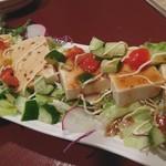 滝・海鮮亭 - 料理写真:豆腐サラダ