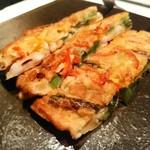 尹家 - ユン家特製海鮮チヂミ
